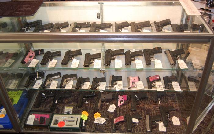 Pawn Shop Gun Sale Helped Police Nab 'Serial Street Shooter'